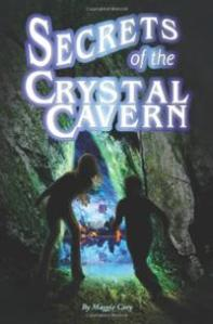 secrets-crystal-cavern-maggie-cary-paperback-cover-art